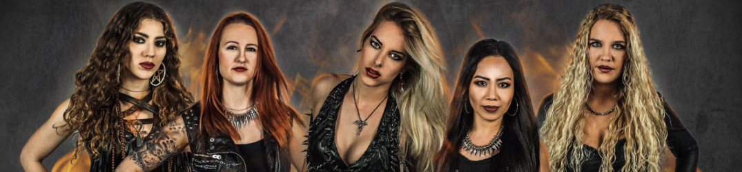 Burning Witches: svelato il playthrough di chitarra di 'Wings of Steel'