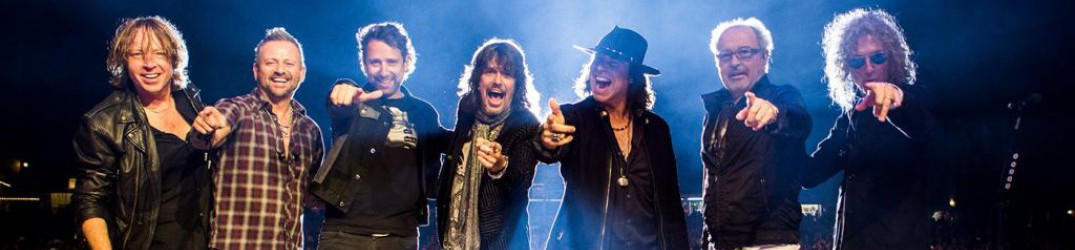 Foreigner: online il live video di 'Feels Like the First Time'