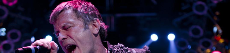 Iron Maiden: la biografia di Bruce Dickinson ad autunno del 2017