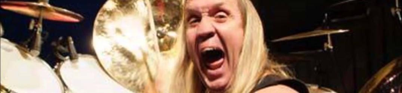 Nicko McBrain: vorrei vedere suonare gli Iron Maiden dal vivo con un'orchestra!