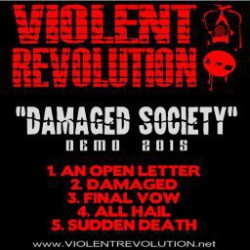 Damaged Society Demo 2015