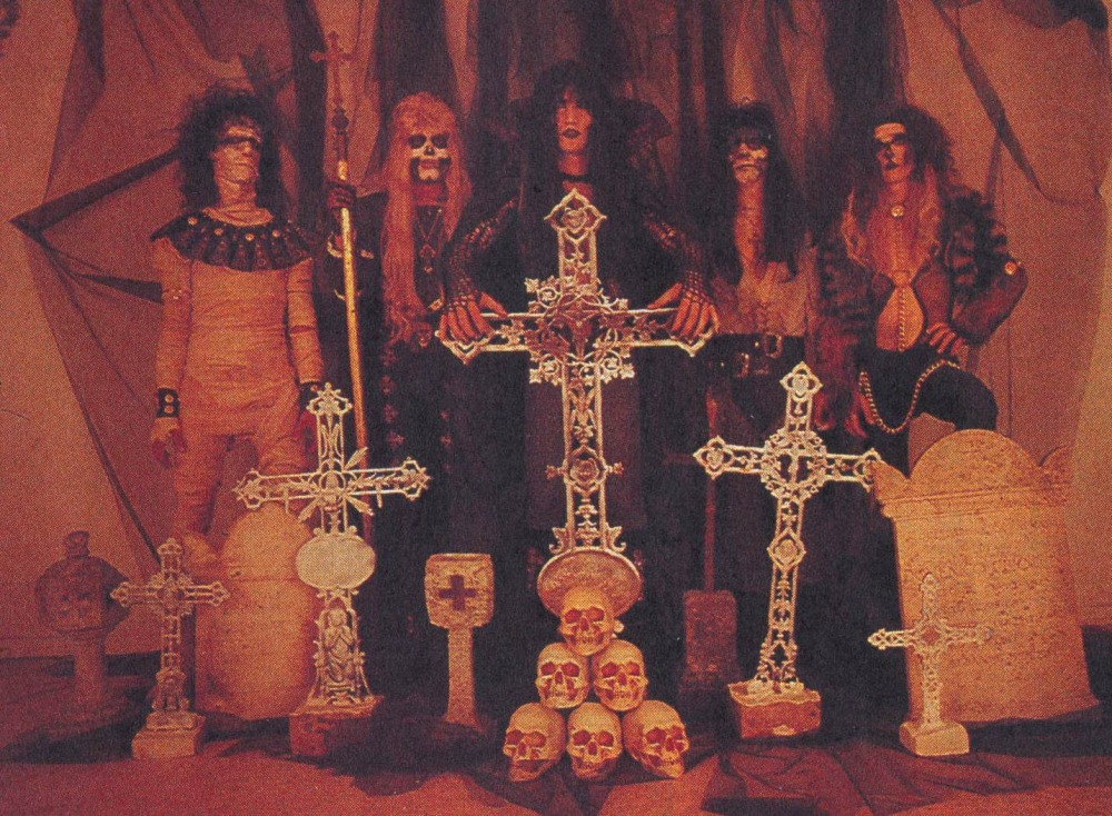 Black Sabbath Death Riders Their Satanic Majesties Return