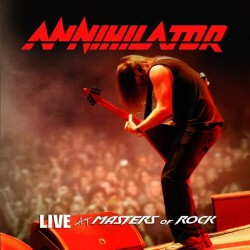 Live At Masters Of Rock [CD + DVD]