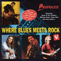Where Blues Meets Rock V