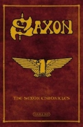 The Saxon Chronicles-DVD