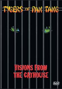 Visions from the Cathouse [DVD]