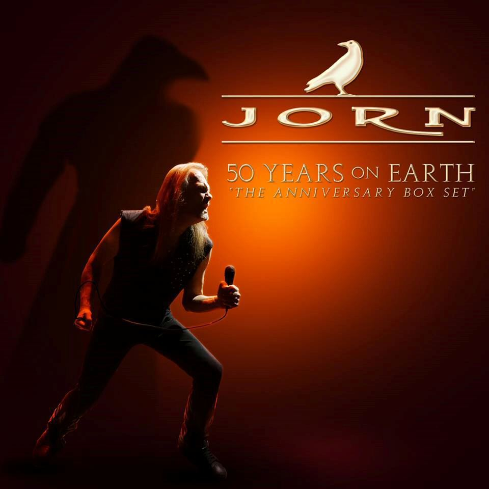 jorn 50yrs cover