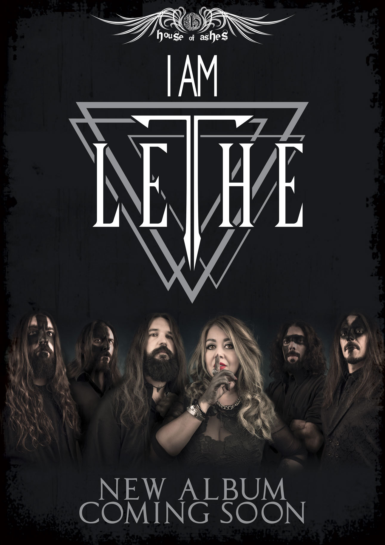 I Am Lethe coming soon