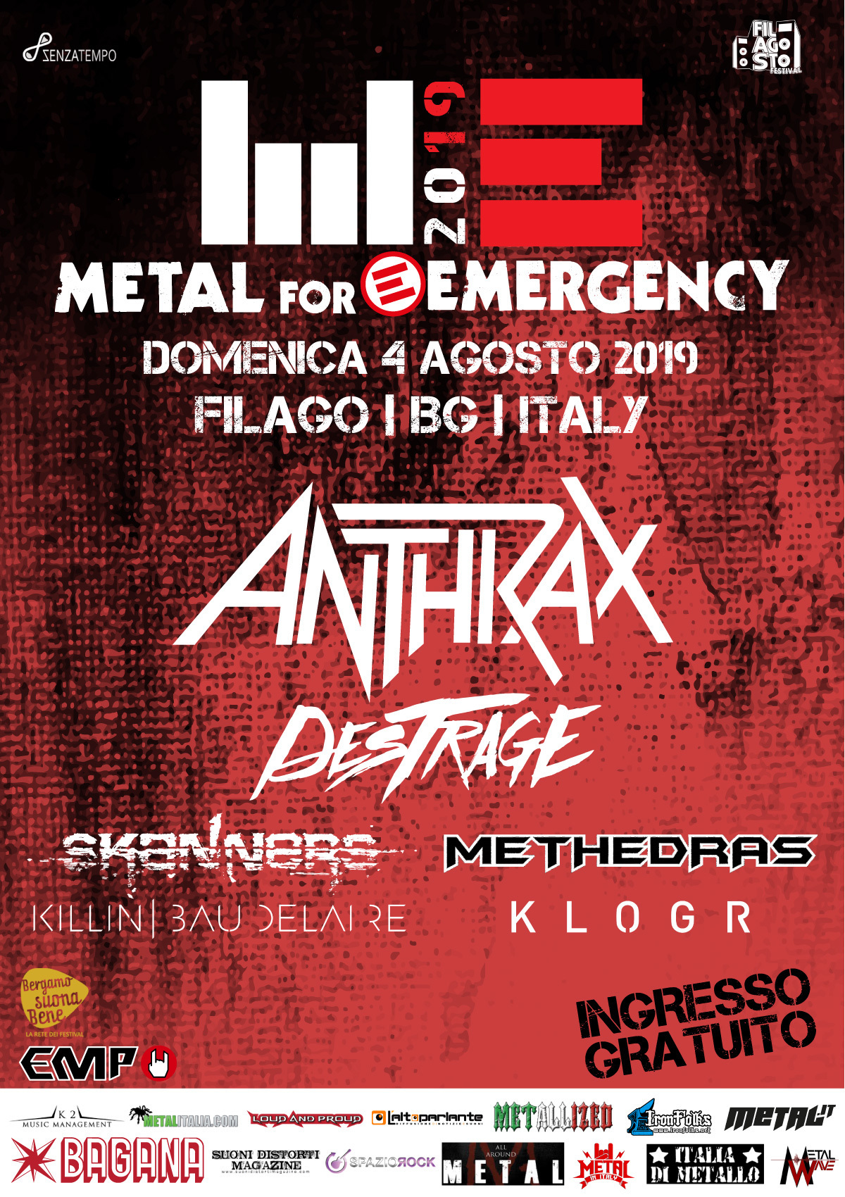 METAL FOR EMERGENCY DEFINITIVO