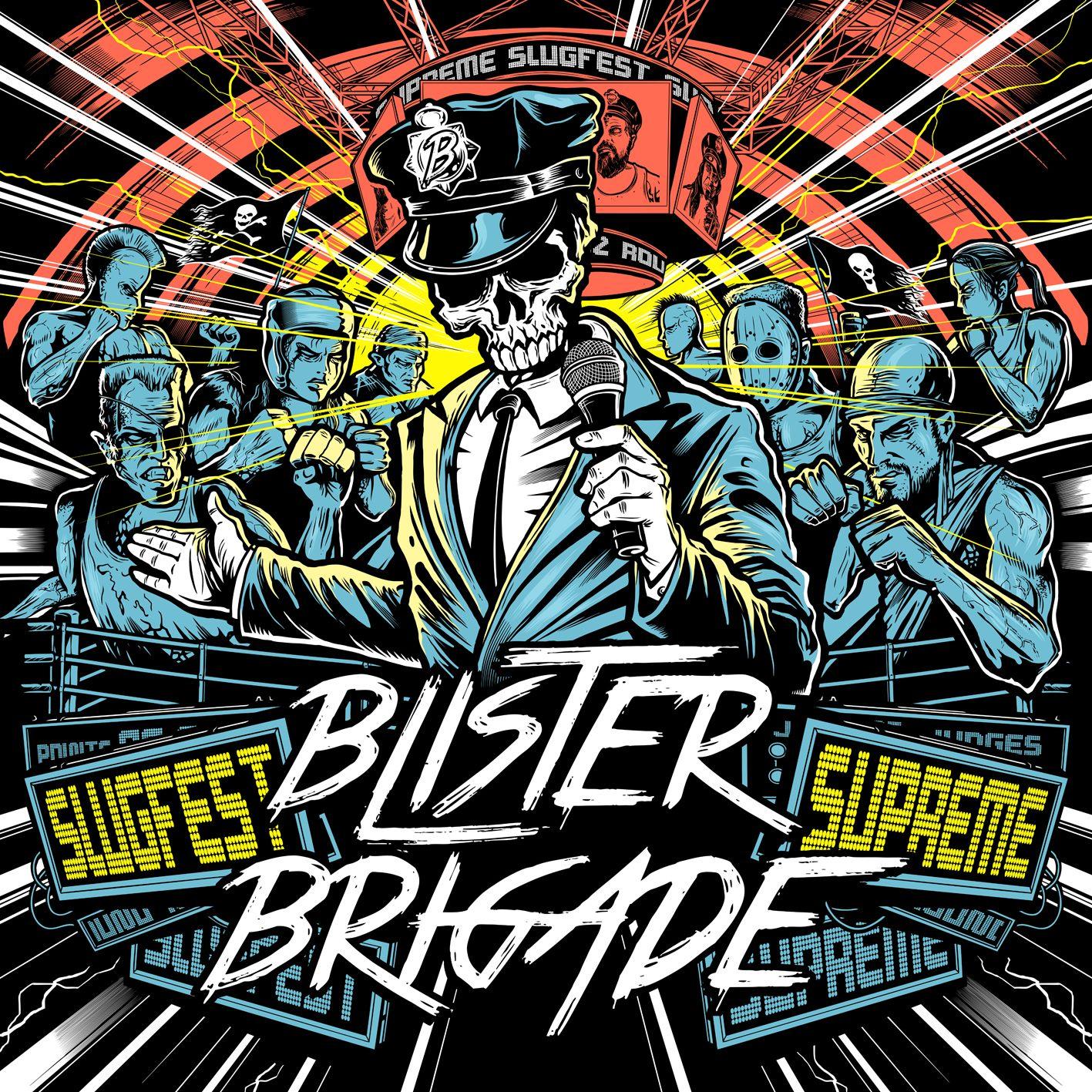 Slugfest Supreme album