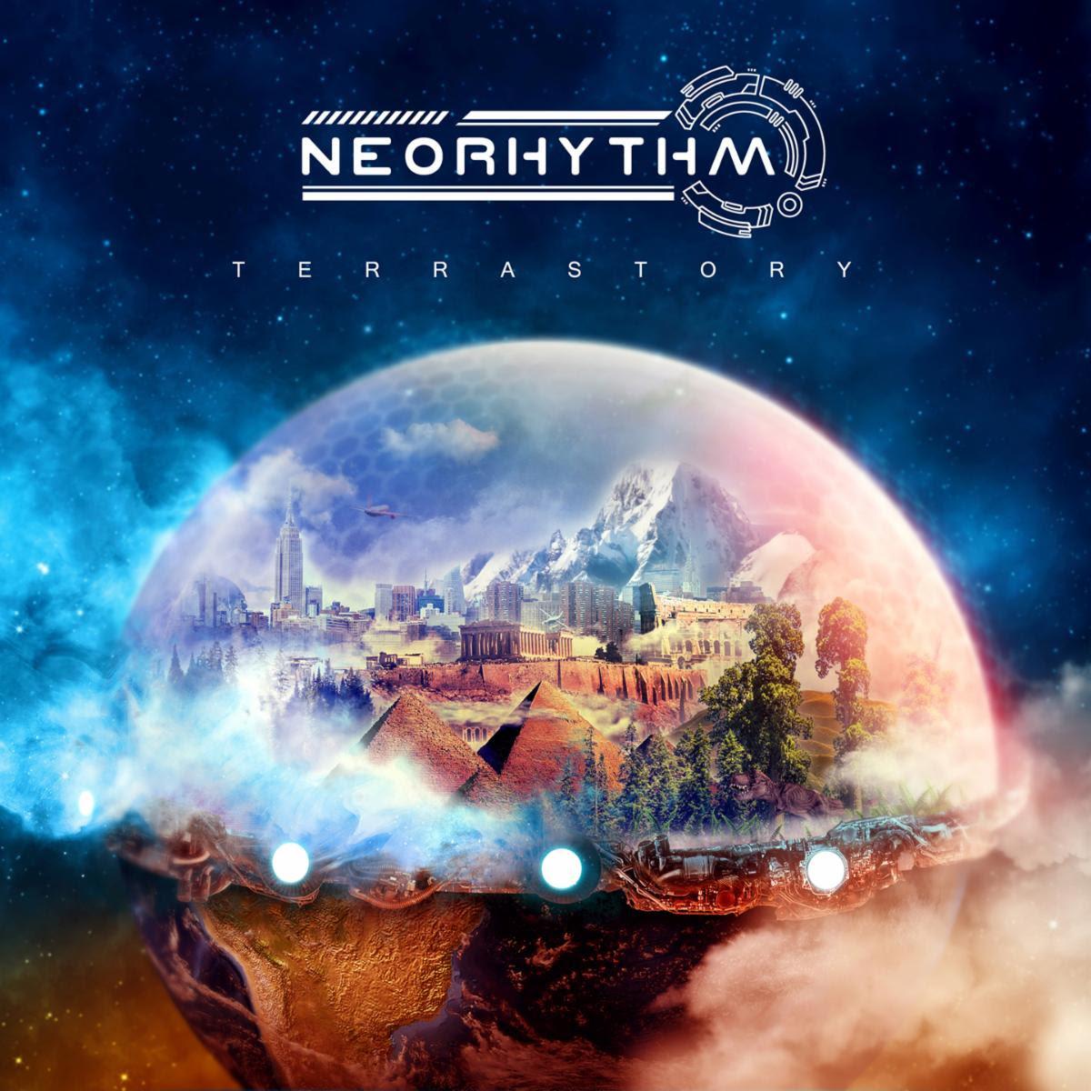 nuovo album Terrastory
